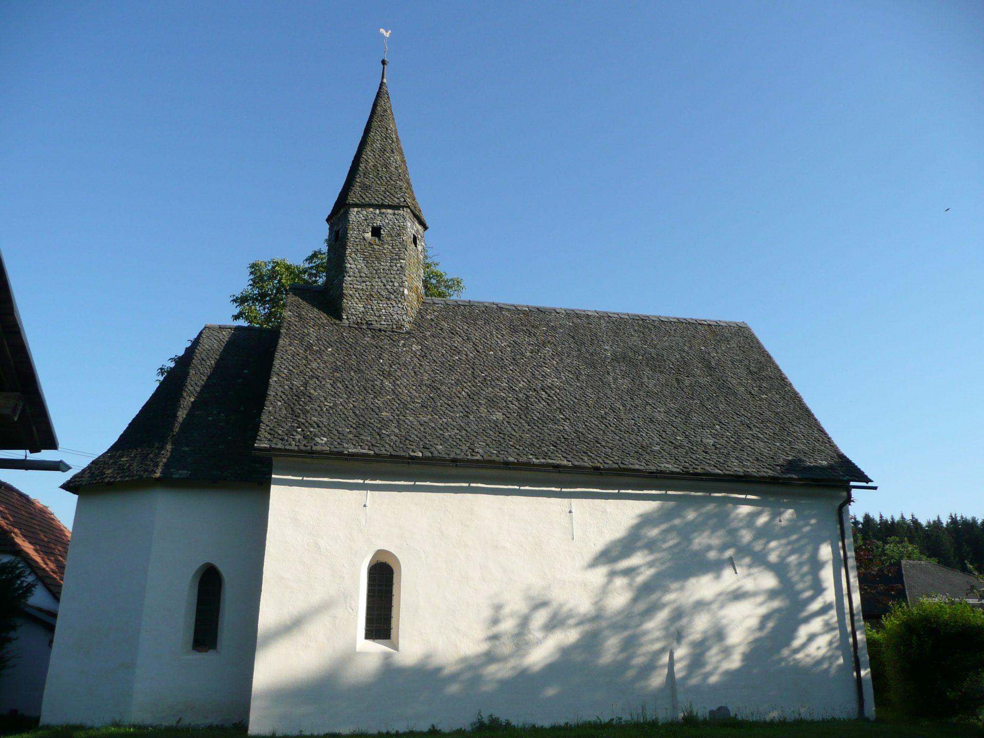 Kirche Hl. Antonius Eremita Dielach