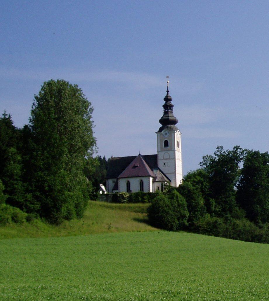 Pfarrkirche Hl. Stephan St. Stefan am Krappfeld