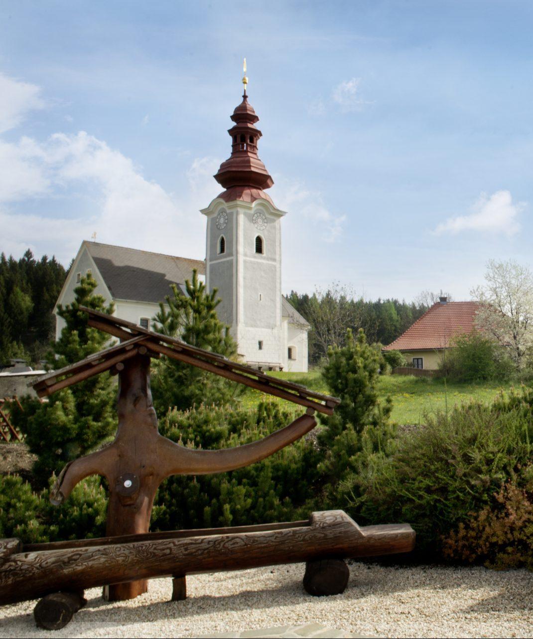 Pfarrkirche Hl. Florian Gunzenberg