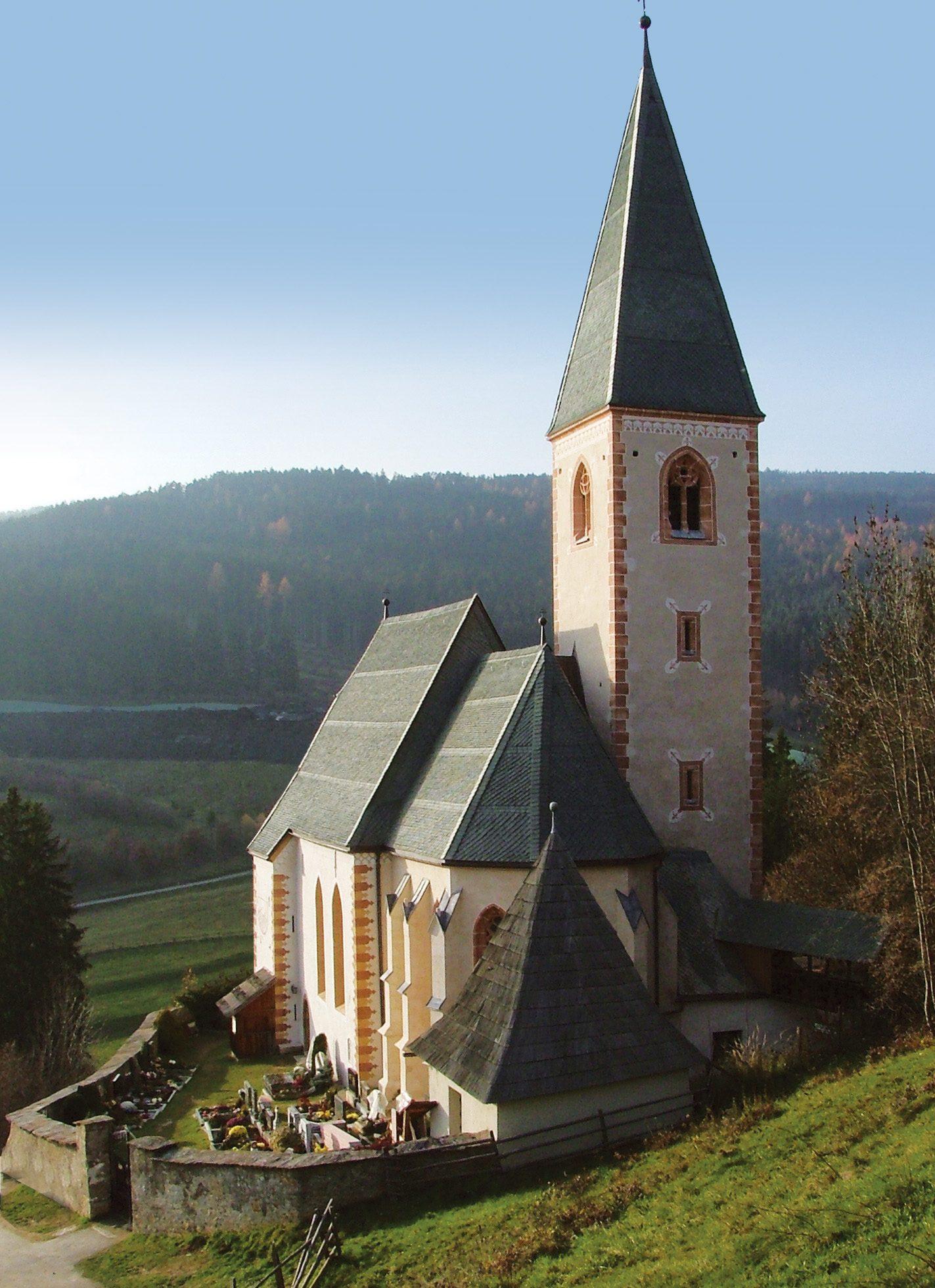 Wallfahrtskirche Hl. St. Kosmas und Damian St. Kosmas