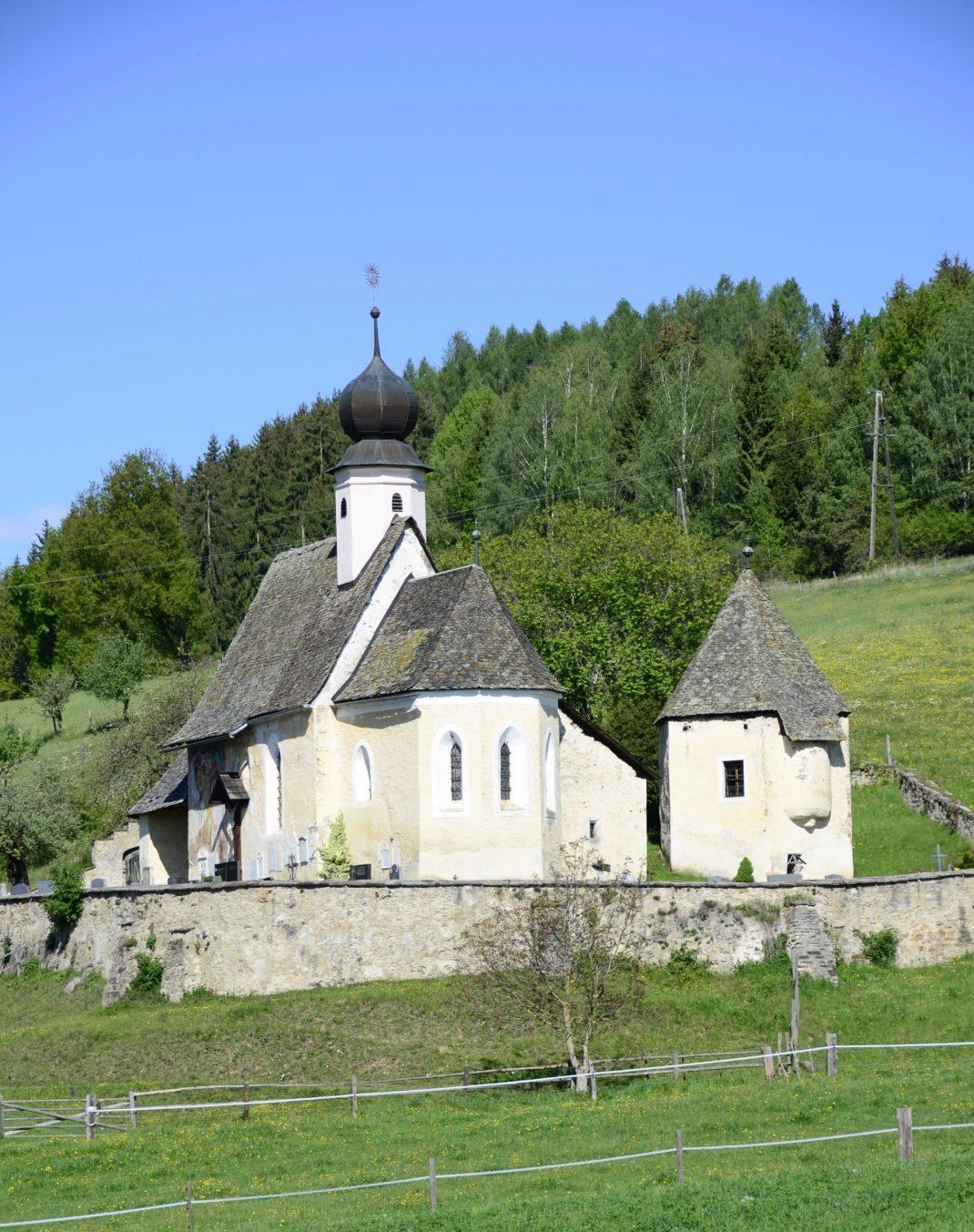 Kirche Hl. Michael Treffling