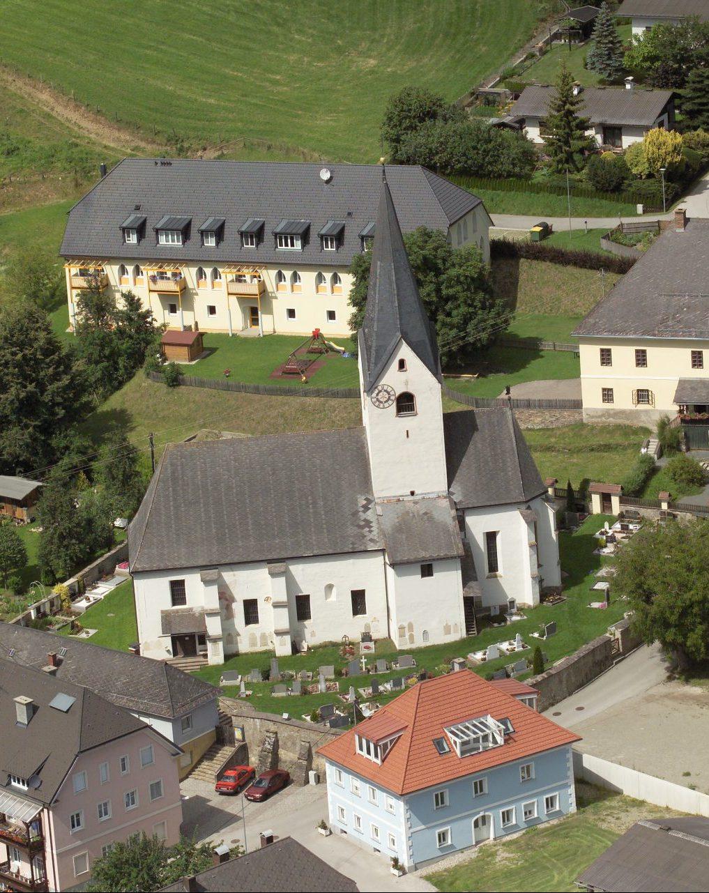 Pfarrkirche Hl. Andreas Meiselding